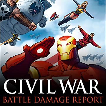 Civil War: Battle Damage Report (2007)