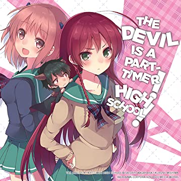 The Devil Is a Part-Timer! High School!