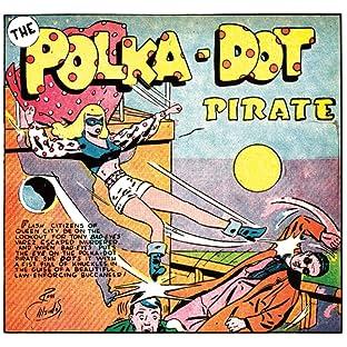 Polka Dot Pirate