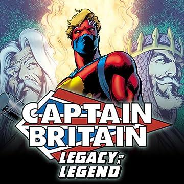 Captain Britain: Legacy of a Legend