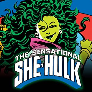 Sensational She-Hulk (1989-1994)