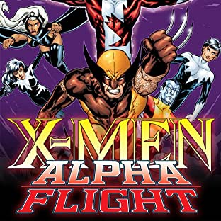 X-Men/Alpha Flight (1998)