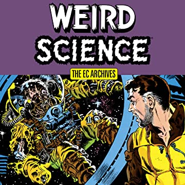 The EC Archives: Weird Science
