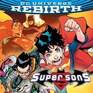 Super Sons (2017-2018)