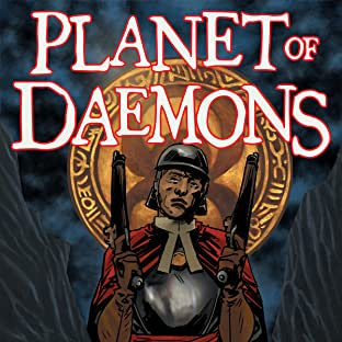 Planet of Daemons, Vol. 1: The Eye of Lucifer