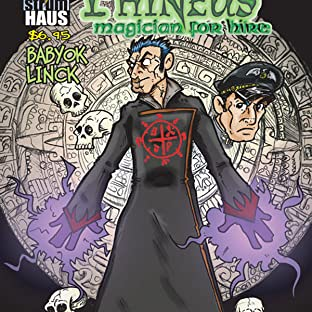 Phineus: Magician for Hire, Vol. 9: The Great Jaguar Paw
