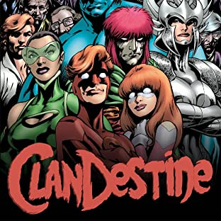 ClanDestine (2008), Vol. 1