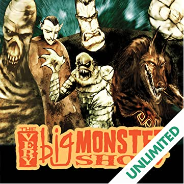 VERY BIG MONSTER SHOW