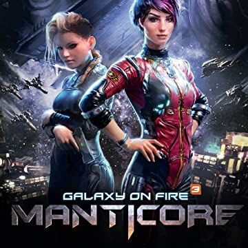 Galaxy on Fire III: Manticore