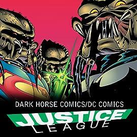 Dark Horse Comics/DC Comics: Justice League