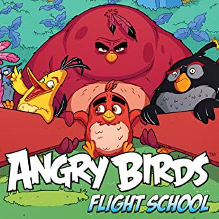 Angry Birds: Flight School