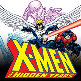 X-Men: The Hidden Years (1999-2001)