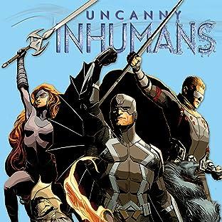 Uncanny Inhumans