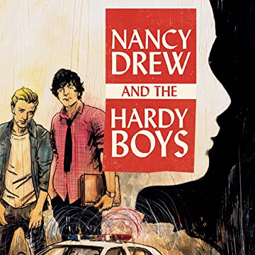Nancy Drew And The Hardy Boys: The Big Lie
