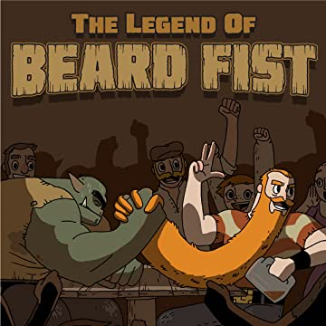 The Legend of Beard Fist