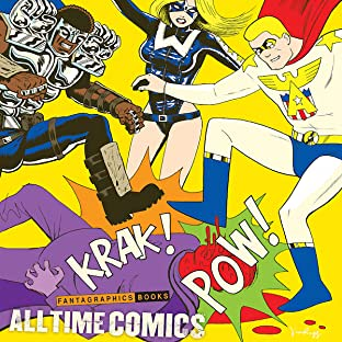 All Time Comics