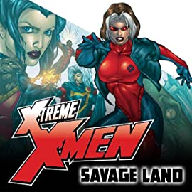 X-Treme X-Men: The Savage Land (2001-2002)