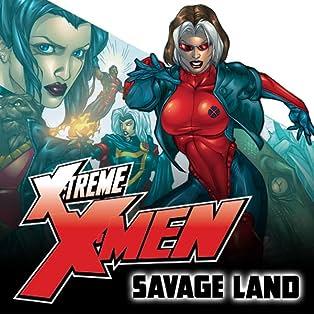 X-Treme X-Men: The Savage Land (2001-2002)