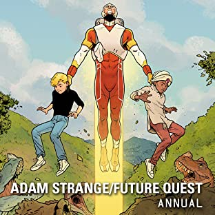 Adam Strange/Future Quest Annual (2017)