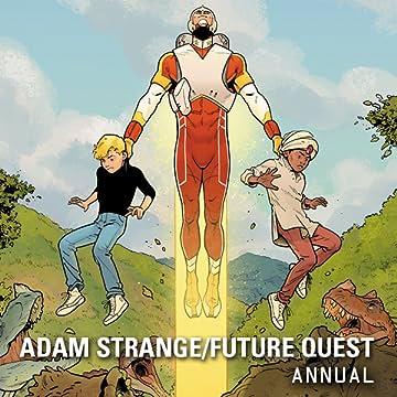Adam Strange/Future Quest Special (2017)