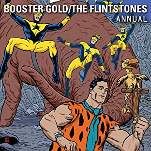 Booster Gold/The Flintstones Annual (2017)