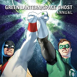 Green Lantern/Space Ghost Annual (2017)