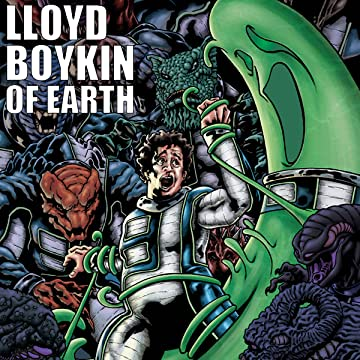 Lloyd Boykin of Earth