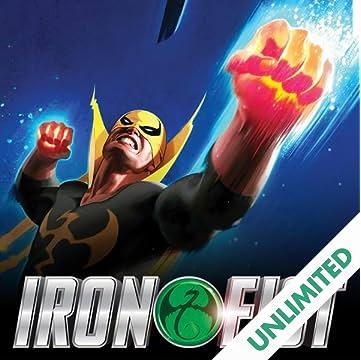 Iron Fist (2017-)