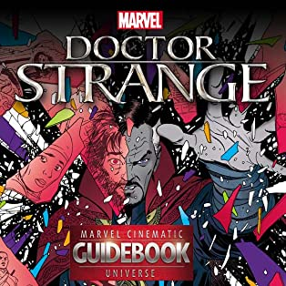 Guidebook to the Marvel Cinematic Universe - Marvel's Doctor Strange