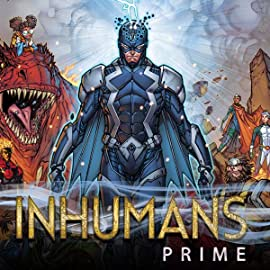 Inhumans Prime (2017)