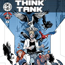 Think Tank: Animal, Vol. 5