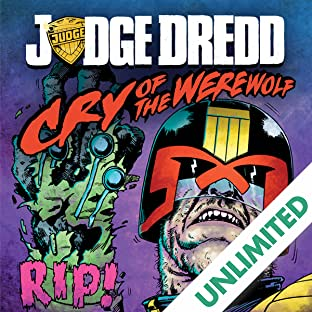 Judge Dredd: Cry of the Werewolf