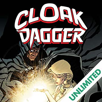 Cloak and Dagger (1985-1987)