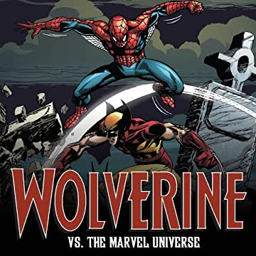 Wolverine vs. The Marvel Universe