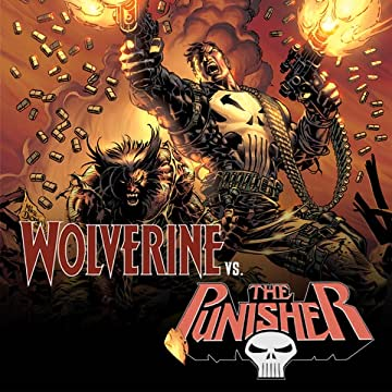 Wolverine vs. The Punisher