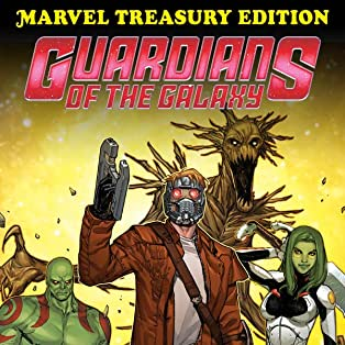 Guardians of the Galaxy: All-New Marvel Treasury Edition