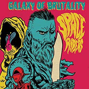 Space Riders: Galaxy Of Brutality