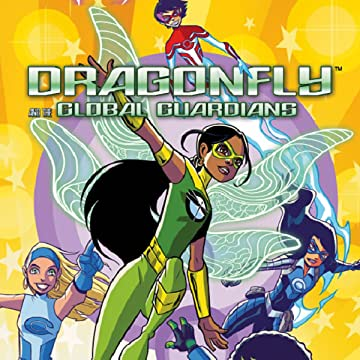 Dragonfly and the Global Guardians