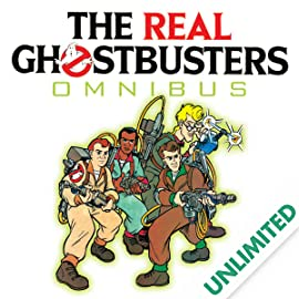 Ghostbusters: Real Ghostbusters Omnibus