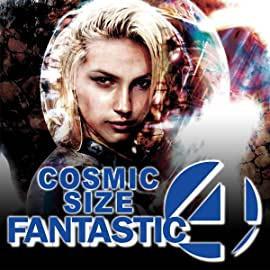 Fantastic Four: Cosmic Size (2008)