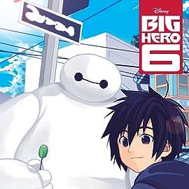 Big Hero 6 (Manga)