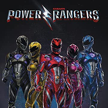 Saban's Power Rangers: Aftershock
