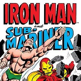 Iron Man & Sub-Mariner (1968)