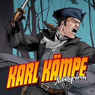 Karl Kämpe Äventyraren, Vol. 1: Djävulens kusk