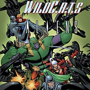 WildC.A.T.S/Aliens (1998)