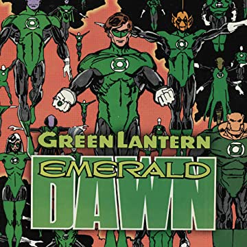 Green Lantern: Emerald Dawn (1989-1990)