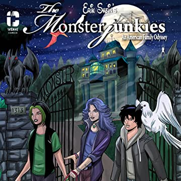 Erik Shein's Monsterjunkies