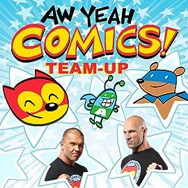 AW YEAH COMICS TEAM-UP!