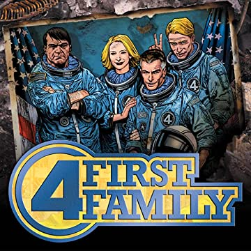 Fantastic Four: First Family (2006)