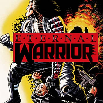 Eternal Warrior (1992-1996)